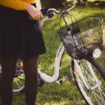 衝撃を吸収しておしりが痛くならないようにする「自転車用サドルカバー」