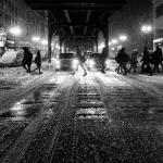 都市部や普段全く雪の降らない土地で雪が降ったときの車の運転方法