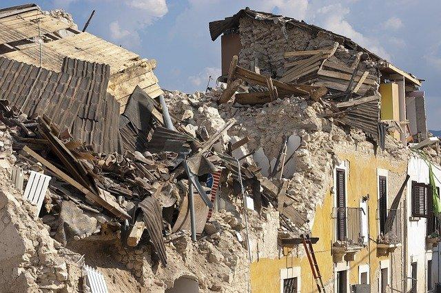 緊急地震速報の出る基準とタイミングについて
