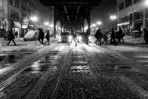 深夜に降り積もった車のガラスの雪を効率よく溶かす方法 ~年に数回雪が降る地域に限る~