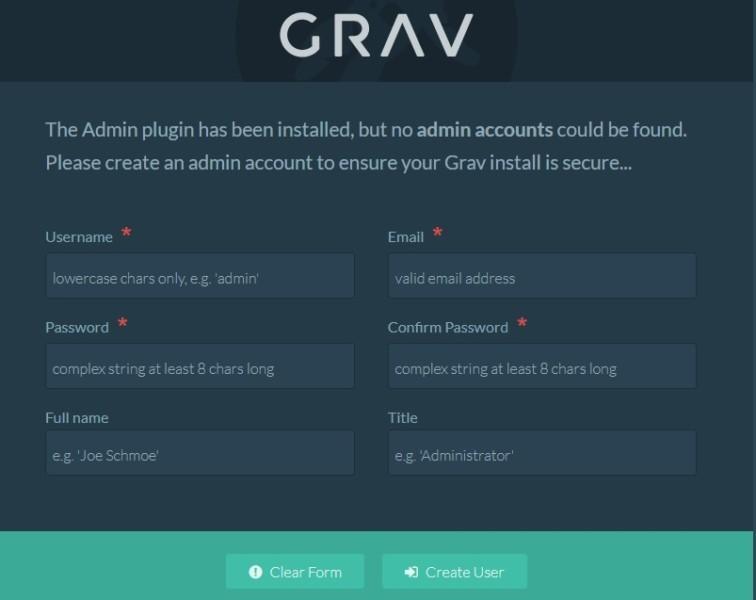 データベースを使わないCMS【Grav】を使う ~①サーバー要件とインストール~の画像|Knowledge Base