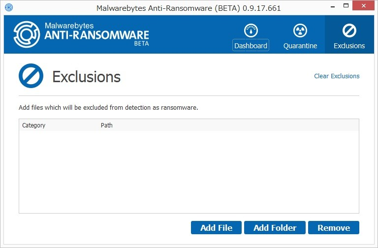 無料で使えるソフト【Malwarebytes Anti-Ransomware】でランサムウェアからパソコンを守ろうの画像|Knowledge Base